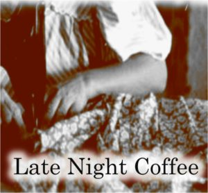 Late Night Coffee on Etsy