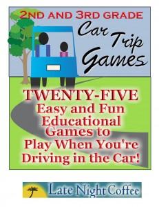 Car Trip Games