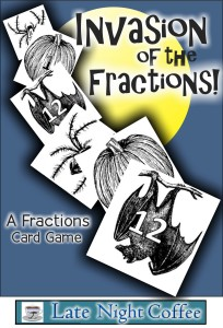 """Invasion of the Fractions!"" Game"